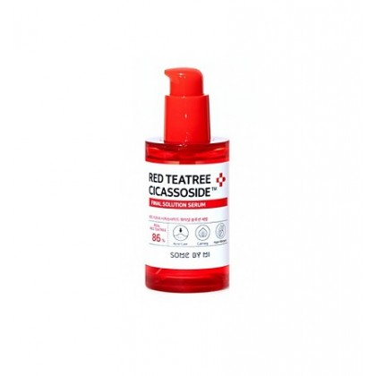 SOME BY MI Red Teatree Cicassoside Final Solution Serum 50ml [GLAM]